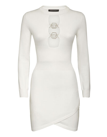 Knit Dress Elegant
