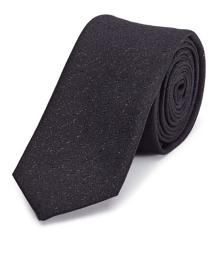 Tight Tie Black night