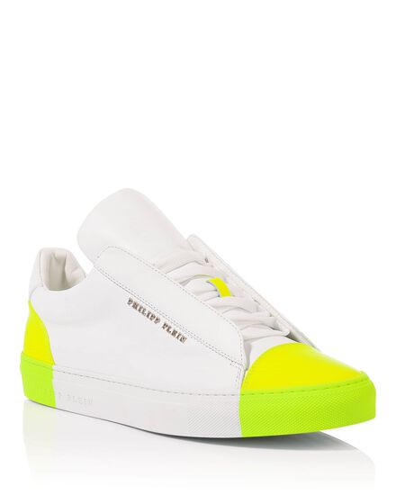 Lo-Top Sneakers Summer vibes fluo
