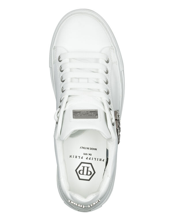 """Lo-Top Sneakers """"You are with the lights out """""""