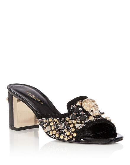 Sandals Mid Heels Michelle
