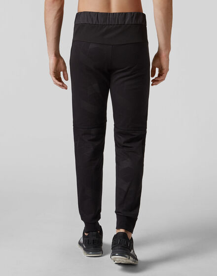 Jogging Trousers Geometric