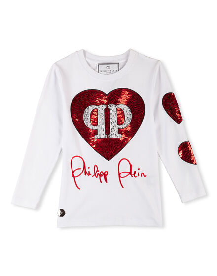 T-shirt Round Neck LS Fabienne
