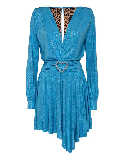 Short Dress Artemis Crystal