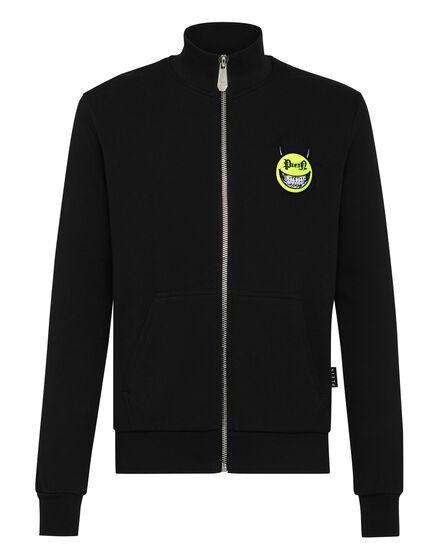 Jogging Jacket Evil Smile