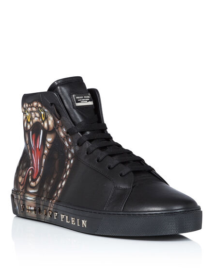 Hi-Top Sneakers Koro Three