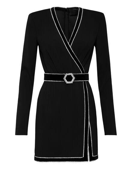 Short Dress Luna  Elegant