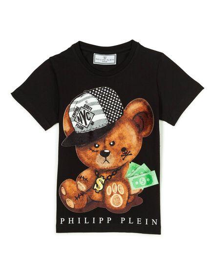 T-shirt Round Neck SS Gang Teddy