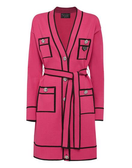 Wool dress Lurex