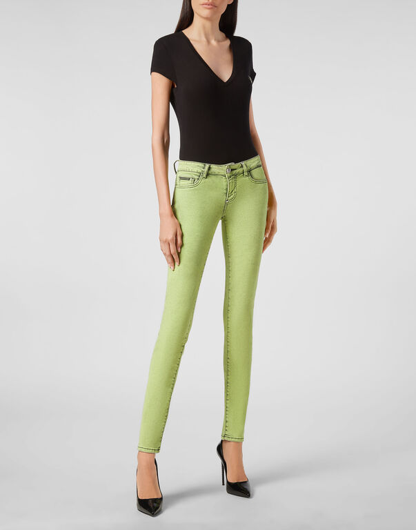 Slim Fit Colorful