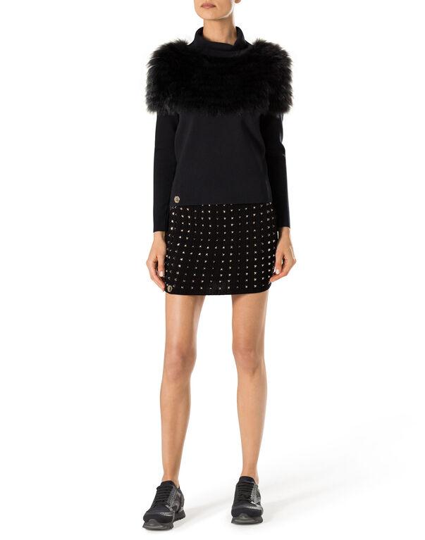 "Pullover long sleeves ""Luxury"""