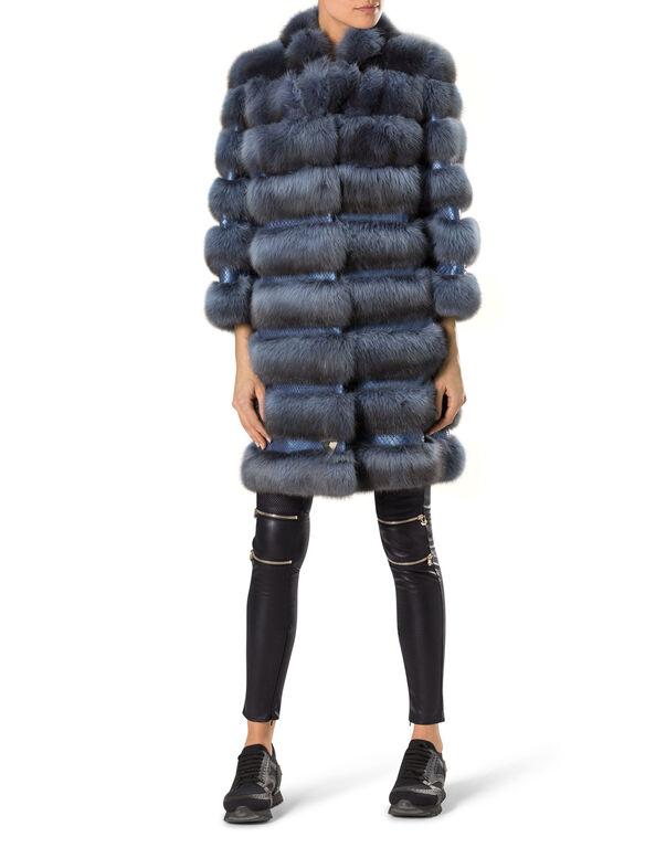 "fur jacket ""gluck"""