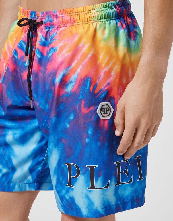 Beachwear Long Trousers Tie dye