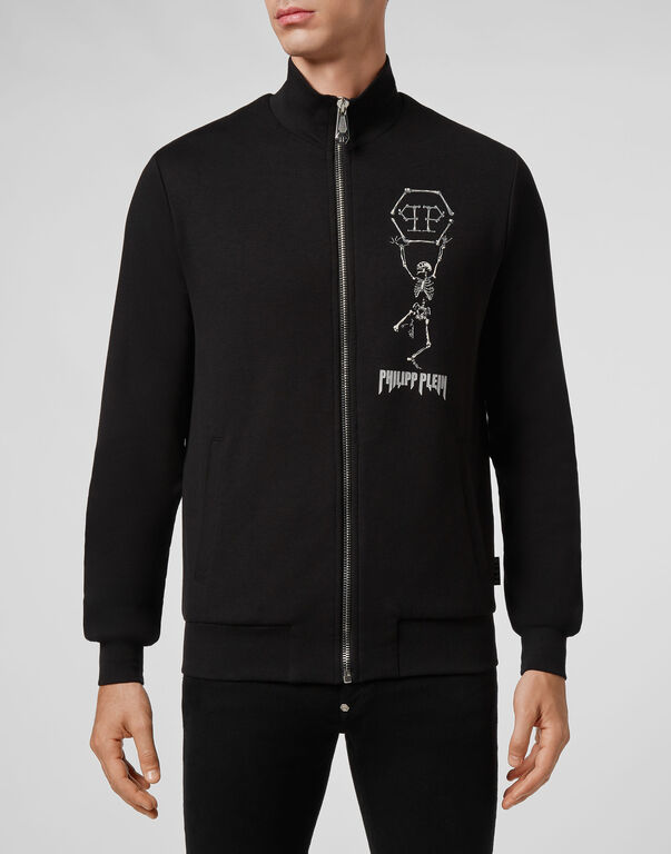 Jogging Jacket Skeleton