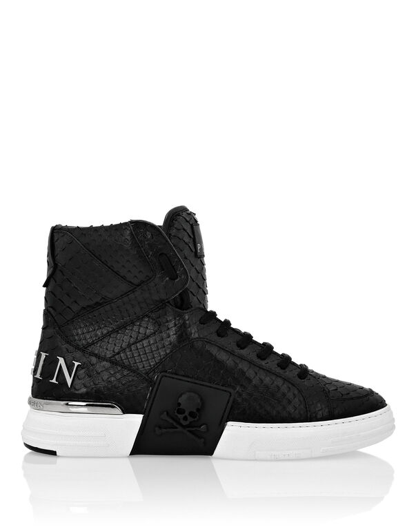 Hi-Top Sneakers Iconic Plein