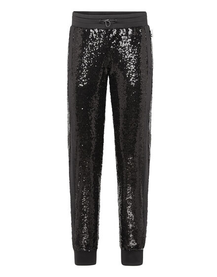 Jogging Trousers XYZ Paillettes