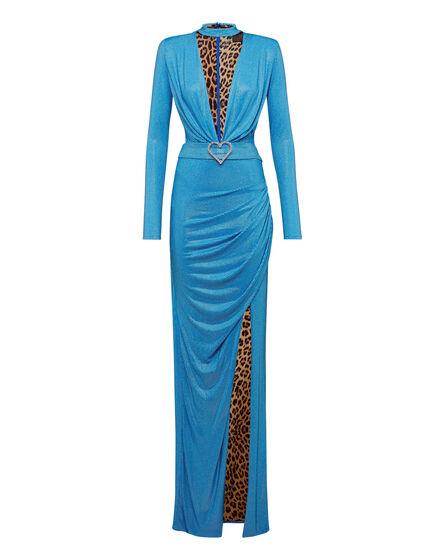 Long Dress Aphrodite Crystal