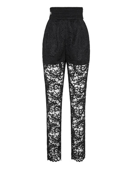 Long Trousers Lace