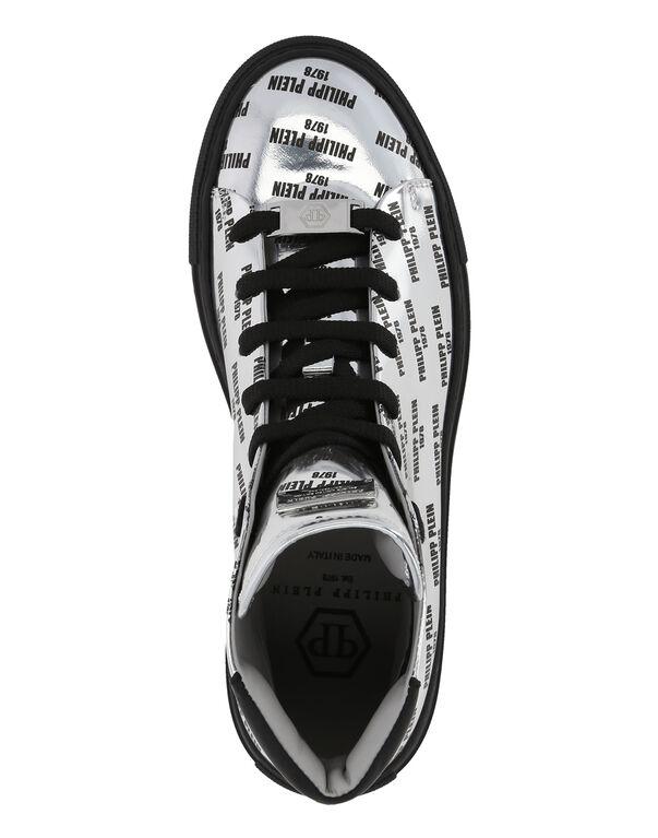 """Mid-Top Sneakers """"PP78 Mirror"""""""