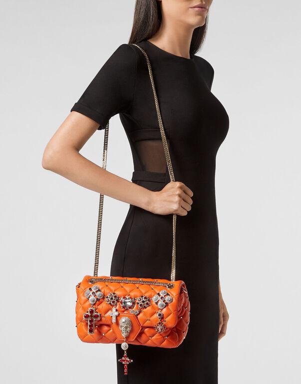 Shoulder Bag Baroque cross