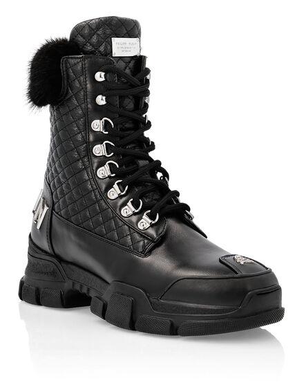 Boots Low Flat Luxury