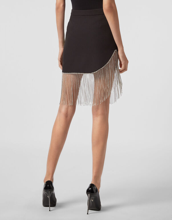 Short Skirt Fringe