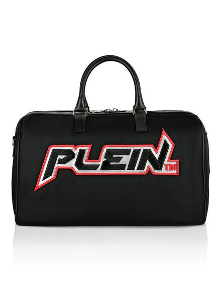 Medium Travel Bag Space Plein