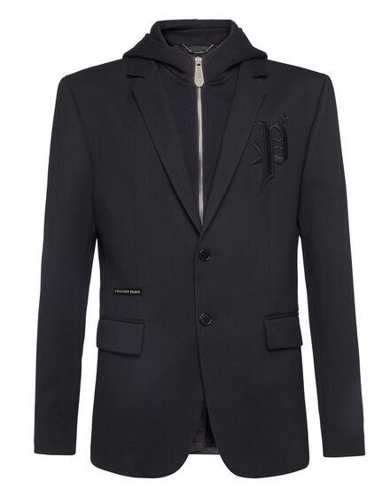 Blazer hoodie Gothic Plein