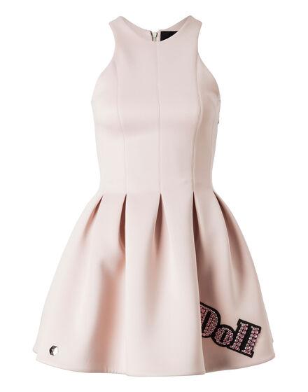 Short Dress Light Doll