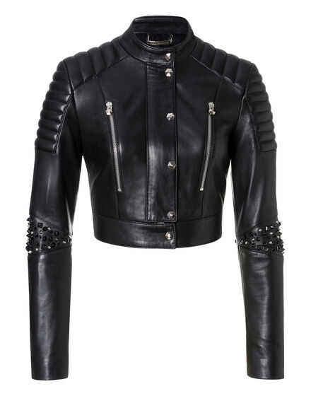 Leather Jacket Kristeen