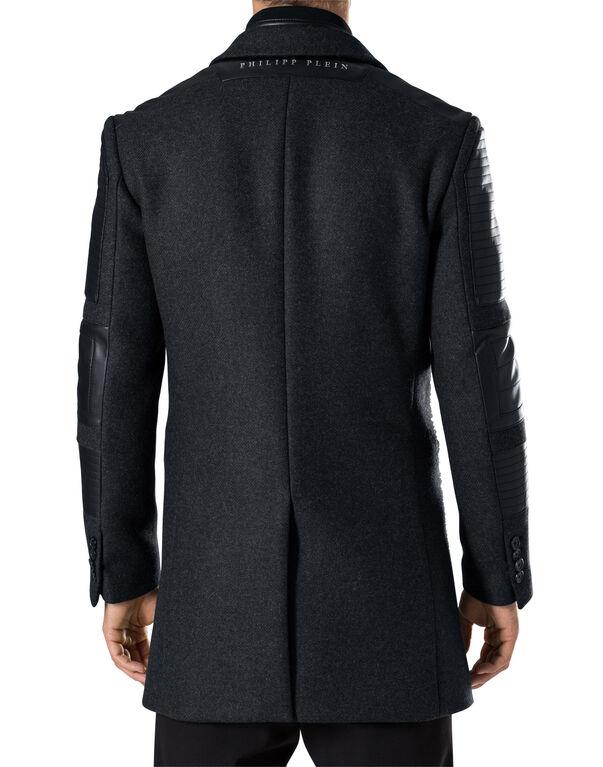 """Coat Long """"Greene"""""""