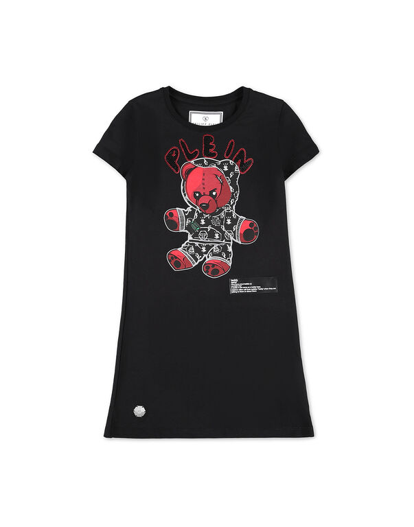 T-shirt Dresses Teddy Bear