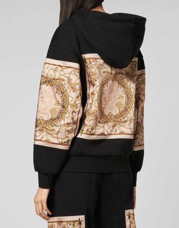 Hoodie Sweatjacket New Baroque