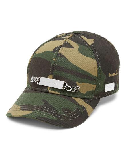 Baseball Cap Camouflage Chain