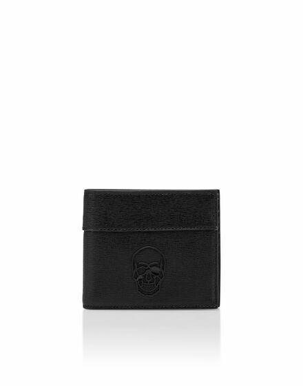 Pocket wallet Skull