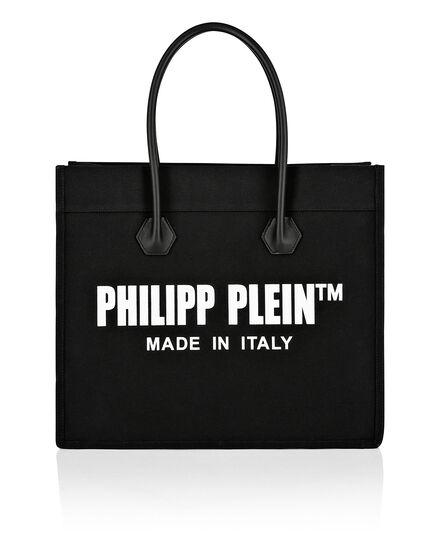 Canvas Handle bag Philipp Plein TM