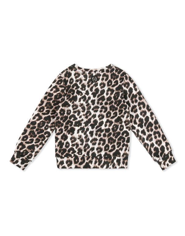 Sweatshirt LS Maculate