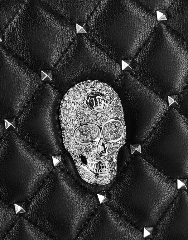 Handle bag Skull and studs