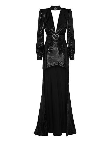 Long Dress Alba Elegant