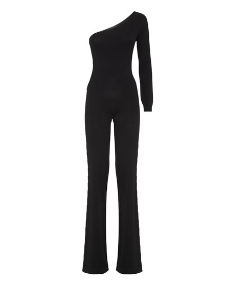 Knit Jump Suit Elegant