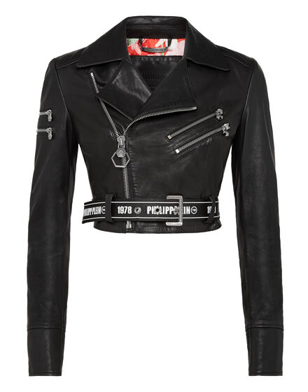 Leather Bolero PP1978