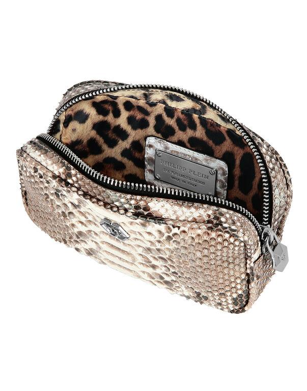 Python Clutch Luxury