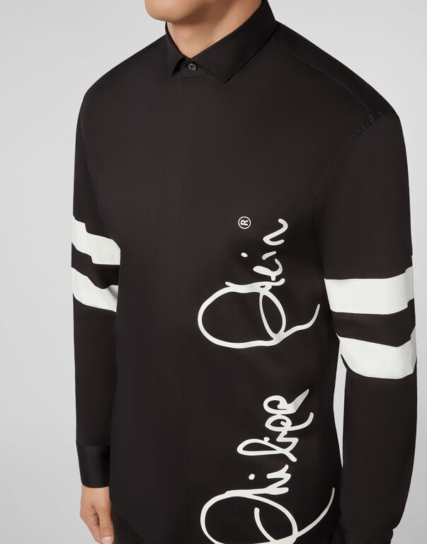 Shirt Platinum Cut LS Signature