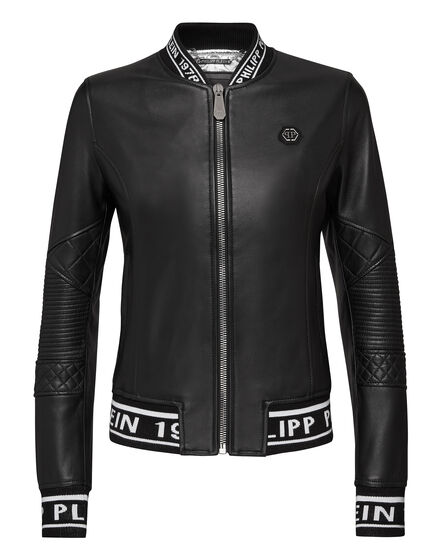 Leather Bomber You Choose