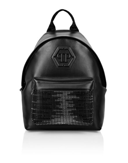 Backpack Hexagon & Studs