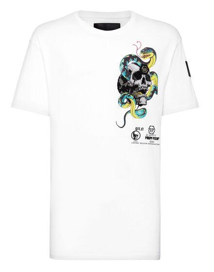 T-shirt Round Neck SS Tattoo