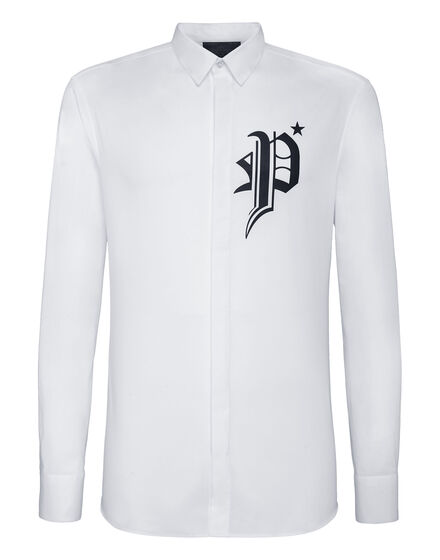 Shirt Platinum Cut LS Angel