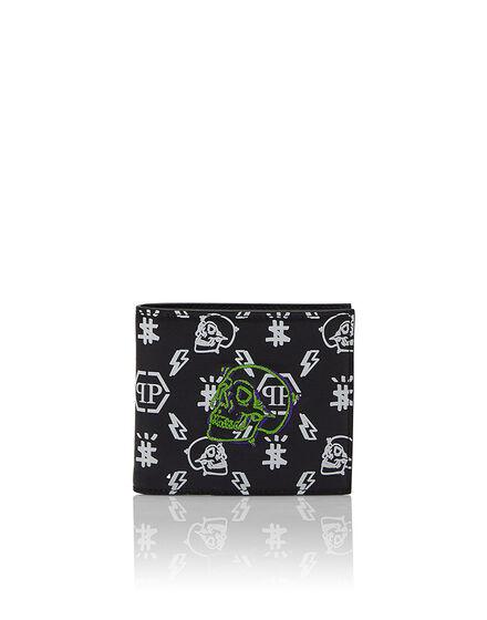 Pocket wallet Monogram