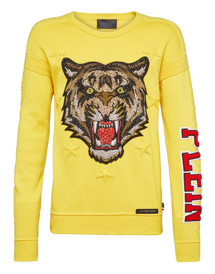 Pullover Round Neck LS Fell so bad