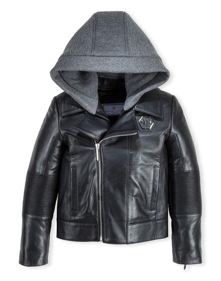 Leather Jacket True John